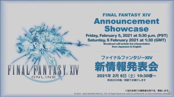 FFXIV Announcement Showcase, next expansion? - Final Fantasy XIV