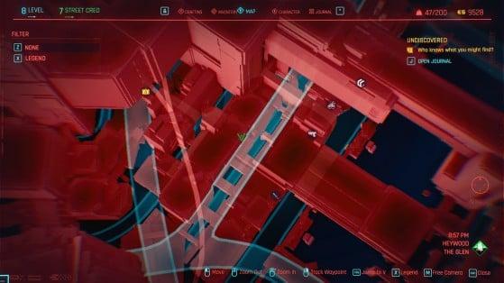 Skippy Location Cyberpunk 2077 - Cyberpunk 2077