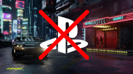 Sony removes Cyberpunk 2077 from the Playstation Store, issues refunds