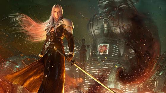 Credit: Final Fantasy VII Remake - Millenium
