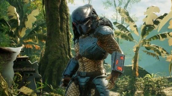 Collect Predator rewards with the Fortnite Jungle Hunter Quests