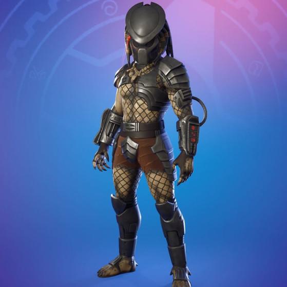 Predator Outfit - Fortnite