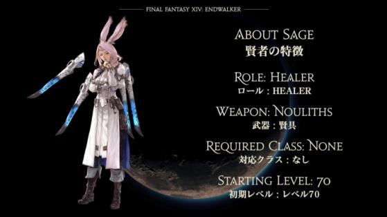 FFXIV 6.0 Sage Preview - Final Fantasy XIV