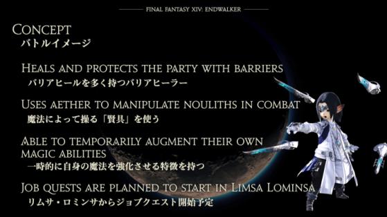 FFXIV 6.0 Sage Abilities - Final Fantasy XIV