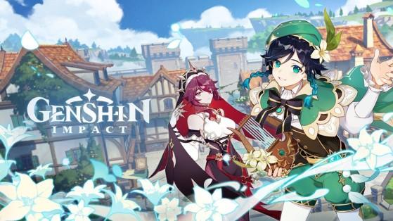Genshin Impact 1.4 Patch Details & Release Date