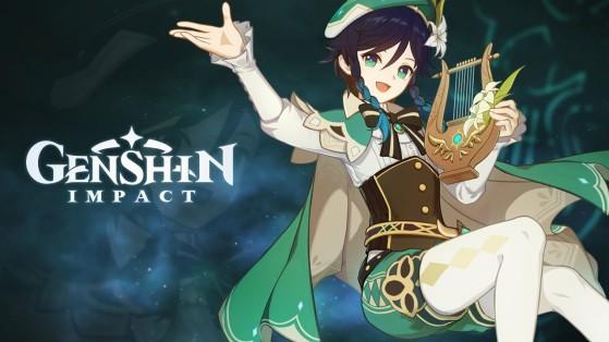 Venti is making his return to Genshin Impact