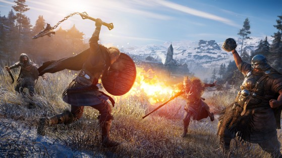 Assassin's Creed: Valhalla latest patch is causing crashes