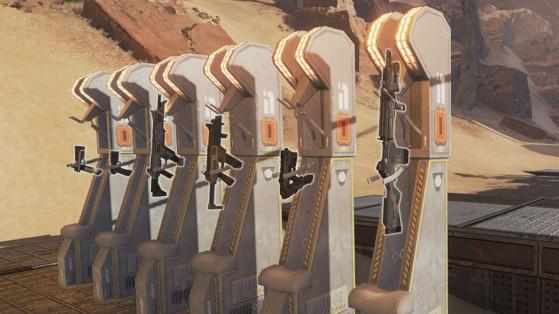 Apex Legends: weapons guide, tier list