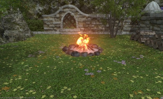 FFXIV 5.5: How to get the Wanderer's Campfire Minion
