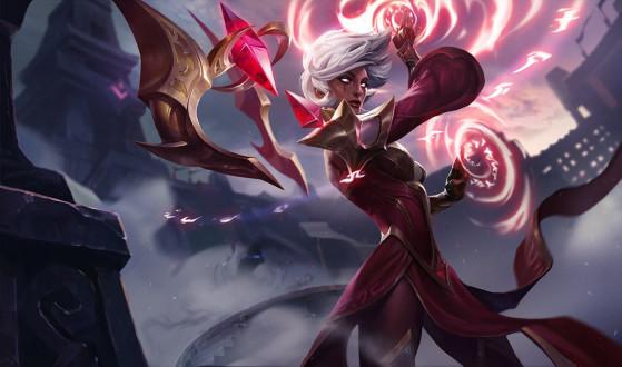 Conqueror Karma - League of Legends