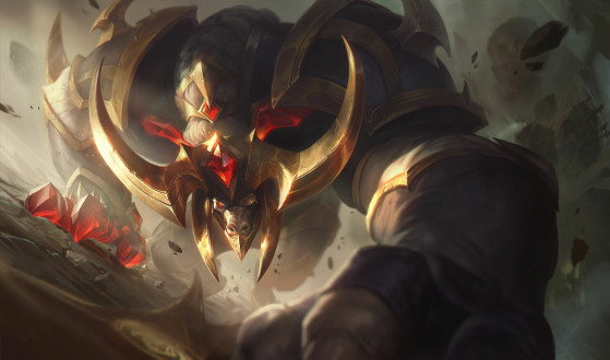 Conqueror Alistar - League of Legends