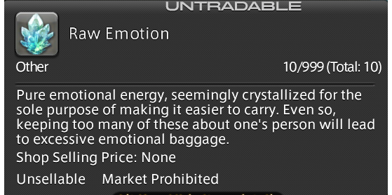 FFXIV Raw Emotion Farm Guide - Final Fantasy XIV