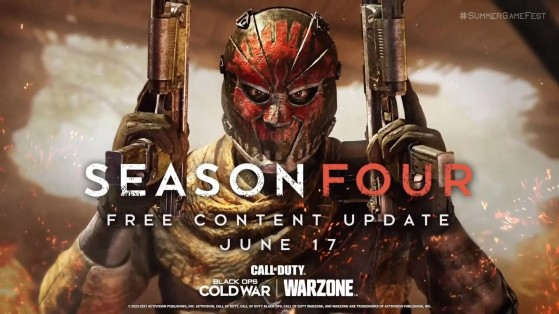 Activision revealed Warzone Season 4 with a new trailer