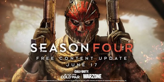 Activision reveals download size for Season 4 update