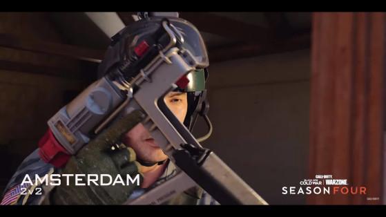 How to unlock the Nail Gun in Warzone Season 4