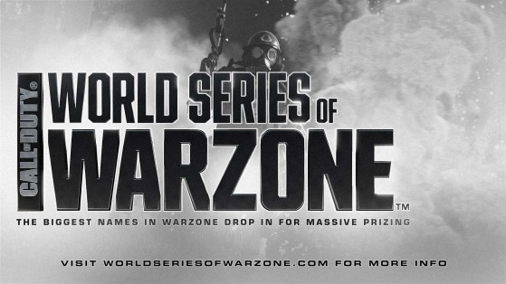 World Series of Warzone $300K event: Everything you need to know