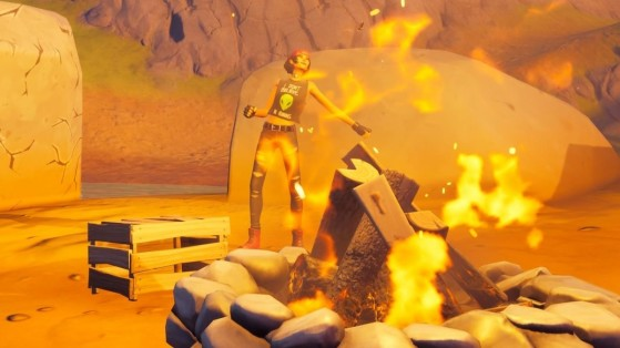 Fortnite Week 3 Challenge: Where to find campfires
