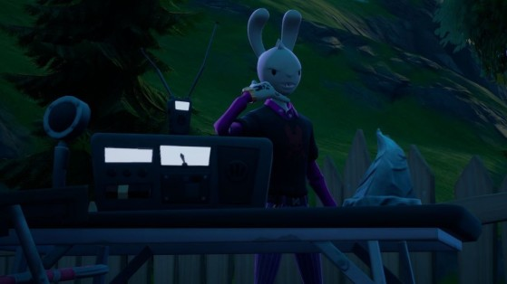 Fortnite Week 5 Challenge: Interact with a CB Radio