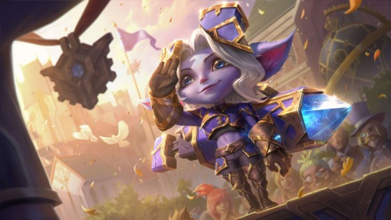 LoL: An exclusive Hextech Tristana is coming in Patch 11.16