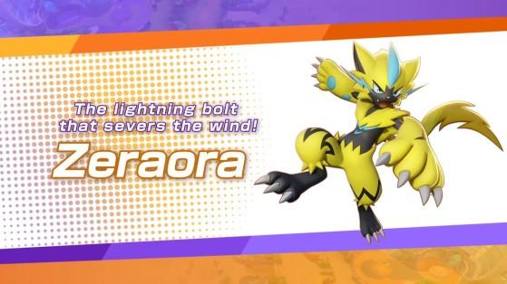 Pokémon Unite: Zeraora Build Guide