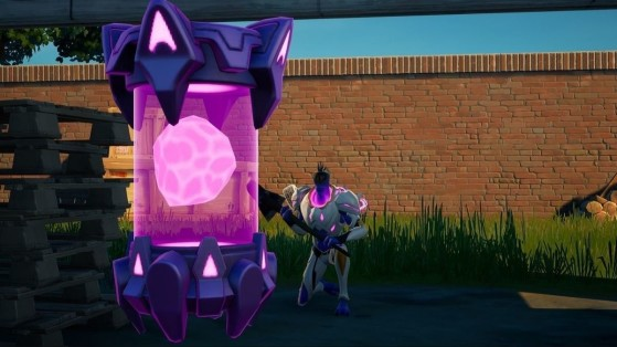Where to find Alien Artifacts in Week 9 of Fortnite