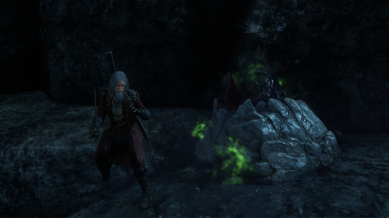 Where to find Blightcrag for Death Mote & Putrid Lodestone in New World
