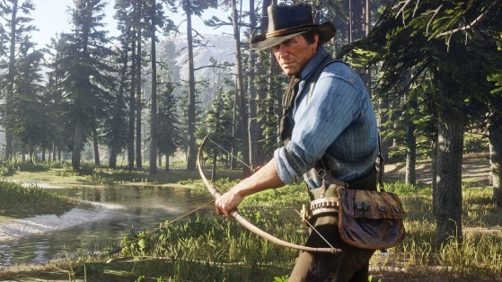 Red Dead Redemption 2 Guide: Craft, Cooking, Crafting