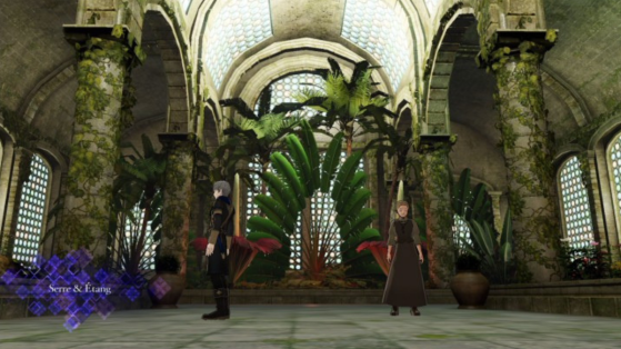 Fire Emblem: Three Houses — Greenhouse, gardening combos and seeds