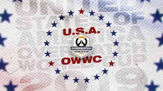 USA Overwatch World Cup 2019 final roster revealed