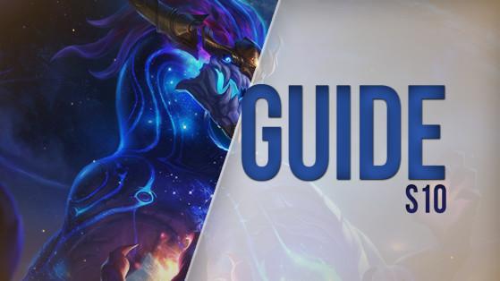 LoL Guide, Build for Aurelion Sol, Mid, S10