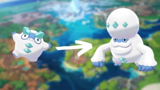Pokemon Sword, Shield: Galarian Darumaka evolution, Darmanitan
