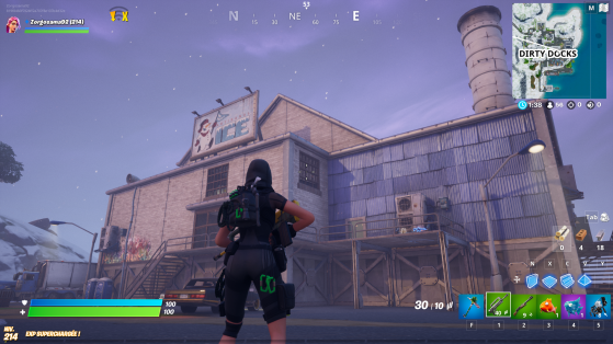 Fortnite Winterfest 2019: Workshop, Crackshot's Cabin & Mr ...