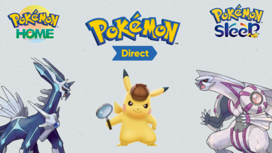 Pokemon Direct: Will we see Diamond & Pearl remakes or Pokemon Home?