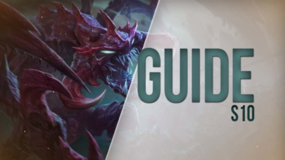 LoL Guide, Build for Cho'Gath, Top, S10