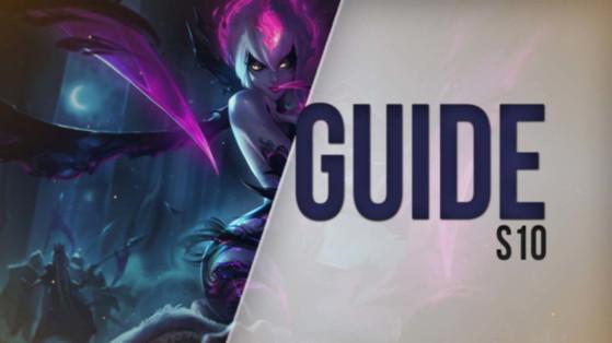 LoL Guide, Build for Evelynn, Jungle, S10