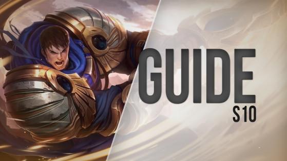 Guide, Build LoL Garen, Top, S10