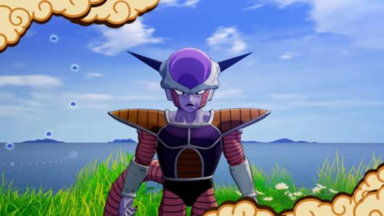 Dragon Ball Z Kakarot Walkthrough — The Return of the Emperor