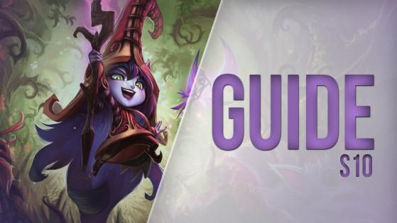 Guide LoL Lulu, Support, S10