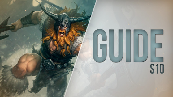 LoL Guide and Build: How to Jungle with Olaf in S10