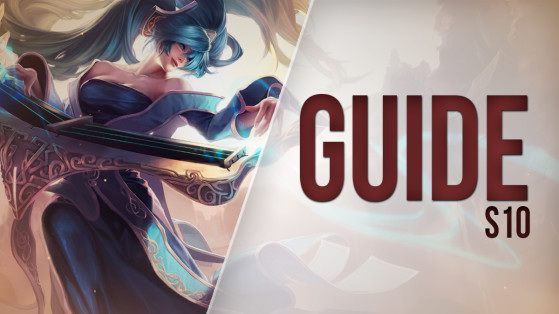 Guide LoL Sona, Support, S10