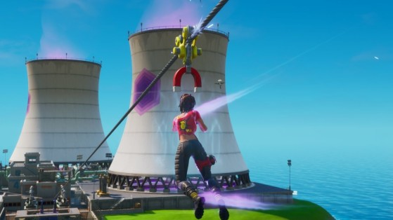 Fortnite Meowscles Mischief: Steamy Stacks, Zipline, and Secret Passage locations