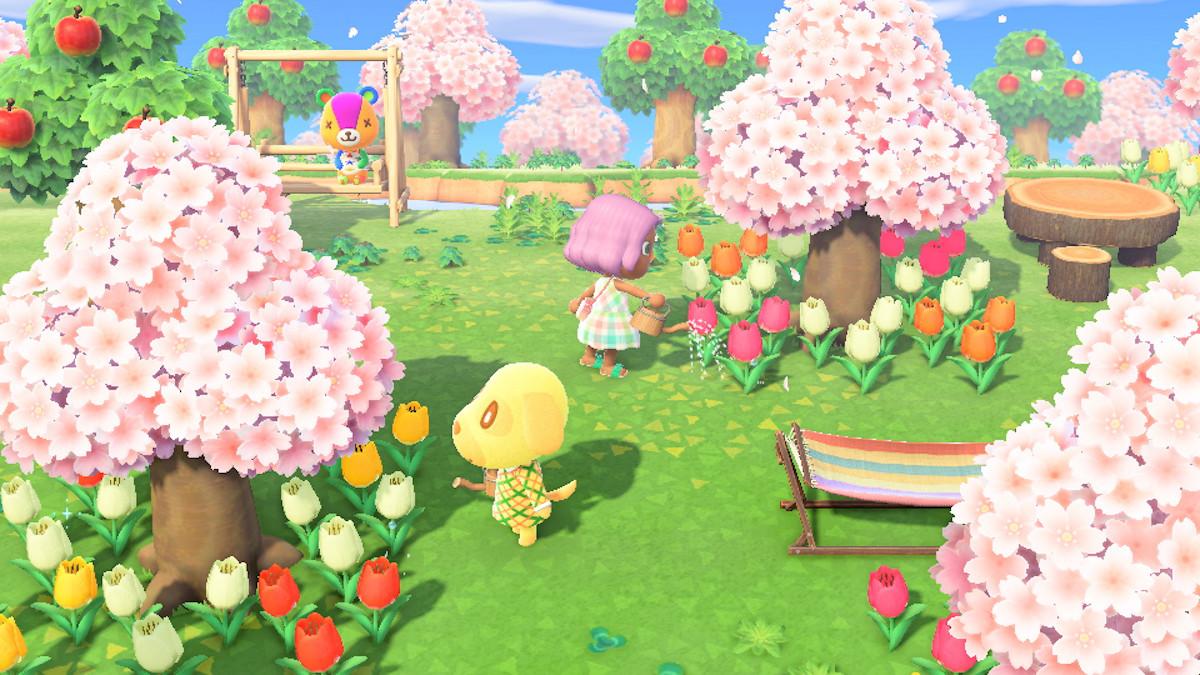 Animal Crossing New Horizons Flowers And Hybrid Cross