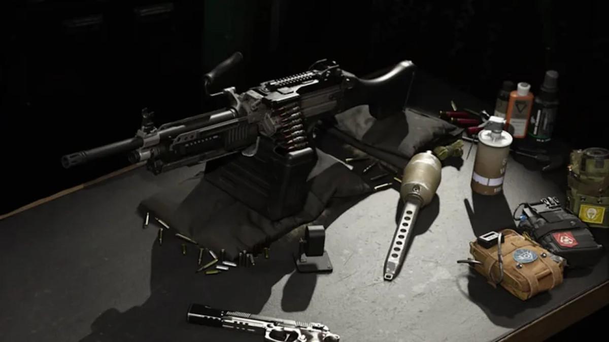 Bruen Mk9 Modern Warfare
