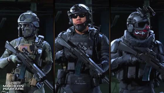 Modern Warfare and Warzone: Shadow Company faction arriving in Season 5