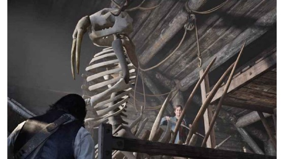 Guide Red Dead Redemption 2: Dinosaur bones