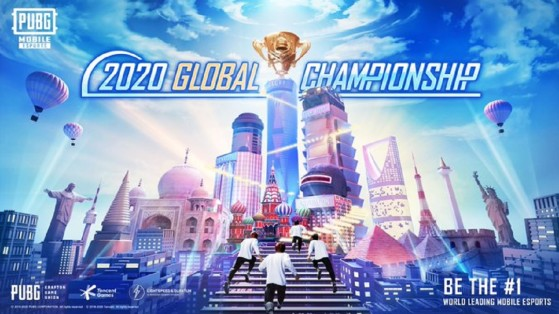 PUBG Mobile 2020 Global Championship: Announcements and dates