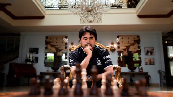 Hikaru Nakamura Halloween 2020 Chess Stream TSM signs chess champion Hikaru Nakamura   Millenium