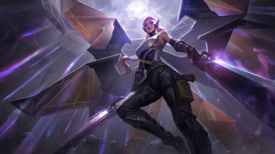 League of Legends: New PsyOps skins on the PBE