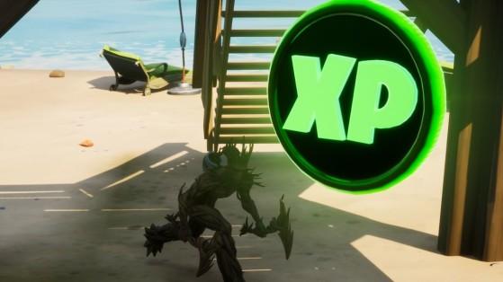 Fortnite Season 4: Week 3 XP Coins Locations