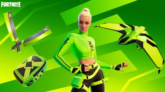 What is in the Fortnite Item Shop today? Kyra appears on September 16